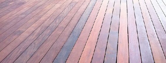 Sustainable Hardwood Decking