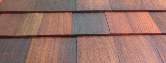 Wallaba Roof Shingles